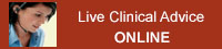Live Clinical Advice Online